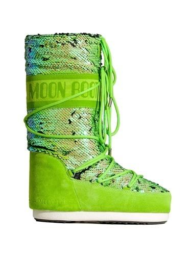 Moon Boot Bot Yeşil